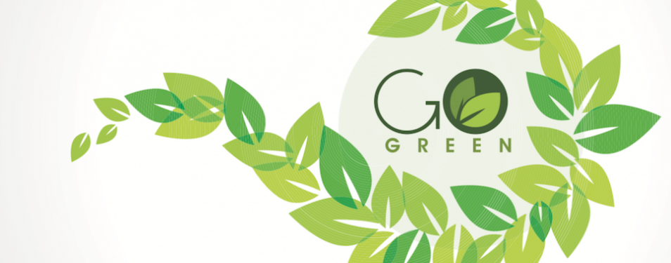 We've Always Been Green…